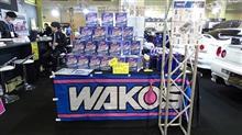 WAKOSさんも、たくさん販売致します~(^^♪大阪オートメッセ