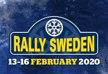 68. Rally Sweden 2020 Entry list