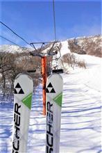 ようやく初スキーなのだ!! ('◇')ゞ