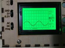 KENWOOD MDV-M705W RCAプリアウト出力波形