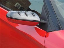 S660ミラーカバー装着画像