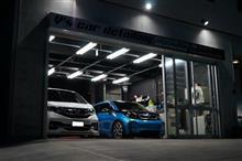 エルグランドの作業を終え BMW320iMスポーツ 作業はお休みにしてと思ったのですが
