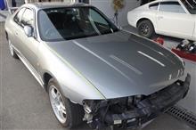 R33 GTR オールペイント (^^)/