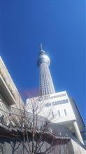 また東京行っちゃたよ。