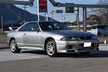 R33 GTR オールペイント 完成編 (^^)/