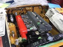 Z432レストア マフラー加工