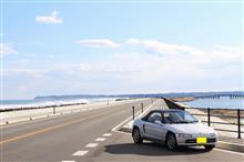 松川浦ドライブ