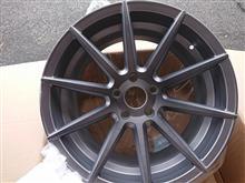 今日のホイール TSW Clypse(クリプス) -BMW F10 5シリーズ用-