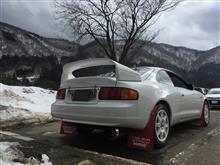 冬の高山へ行ってきました
