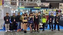 大阪オートメッセ2020 初日ありがとうございました!
