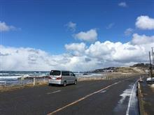 暖冬の北陸ドライブ