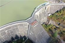 宮城県仙台市の大倉ダムは、日本に2基しかないマルチプルアーチダム