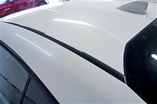 トヨタ 86 ドライカーボン製レインチャンネル 予約販売開始しました!