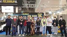 大阪オートメッセ最終日☆本当にありがとうございました!