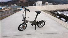 e-bike 初走行