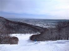 19-20 スキーNo.42 スキーヤー専用ゲレンデでエンジョイスキー
