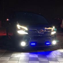 スタイルワゴンwebに2色切替可能なフォグランプ専用「LEDバイカラーフォグバルブ」をご紹介頂きました。