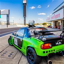 【サーキット】【ビート】鈴鹿フルコース HONDA ONE VTEC ONE MAKE RACE 2020.02.27 2分45秒801