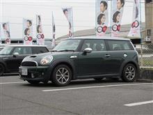 サスペンションリフレッシュ..MINI R55クラブマン モンローオリジナル+マウント