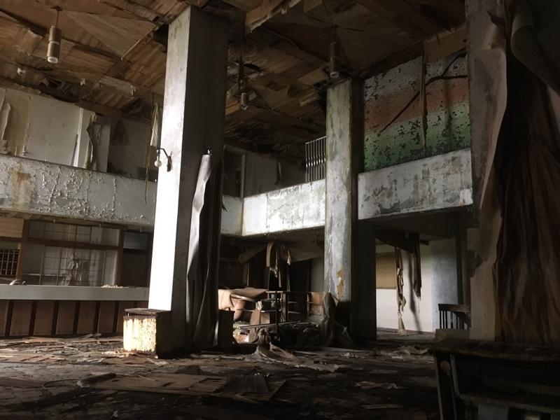 ブログ 廃墟