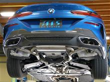 BMW850i ワンオフ製作!!