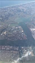 豊橋PDIセンターを上空から撮影