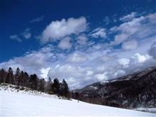19-20 スキーNo.48 春スキーでクタクタに。