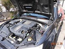 [BPレガシィ] その後の「チェックエンジン点灯、始動不調→意外な箇所が原因」