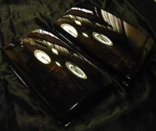 ②懐かし2009年6月の記事「w126 ヘッドライトスモーク塗装」