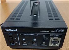 National AG-B640 分解
