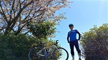 【自転車】ぶらり高知市内、始め筆山、締めの五台山