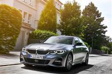 BMW新型PHEVの330e米国発表(^.^)