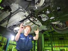 35GT-R 整備 エンジン始動OK④2020年3月31日