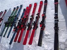 19-20 スキー番外編3 オガサカスキー試乗会 @藻岩山