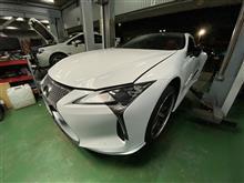 BLITZ車高調取り付け!!!