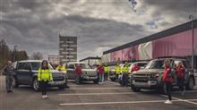 (海外記事72)Jaguar Land Rover コロナヴァイラス対応支援に、160台超寄贈