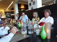 Dinner @ BMW M Race Track Training Nordschleife