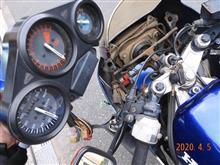 [CBR250Four] 「スピードメーターが動かない」を解消する・その3