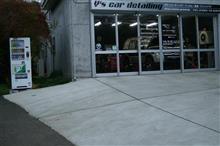部分施工にて御入庫のVWシャラン 引き渡しを完了です^^