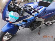 [CBR250Four] 「スピードメーターが動かない」を解消する・その4