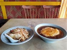 刈谷のレトロ中華屋にて天津麺と中華飯を愉しむ