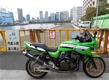 Nバンにバイクを載せちゃうシリーズ その① ZRX1200S 編