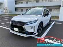【エクリプスクロス DBA-GK1W TDI Tuningガソリン車用サブコン】インプレ頂きました!!