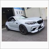 BMW M2 8シリーズグラ ...