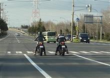 今、バイクで遊びに行く人がいる現実