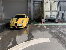 洗車も立派な整備です