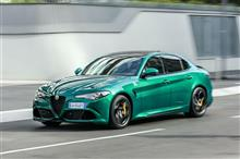 Facelifted Alfa Romeo Giulia And Stelvio Quadrifoglio Get Big Tech Updates, Subtle Styling Tweaks!