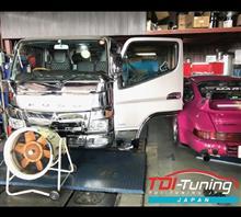 中山自動車様のブログでキャンター3.0ご紹介頂きました! TDI Tuning サブコン