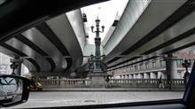 まだ旅の始められない日本橋