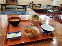 豊田南部のつつみ食堂にてカツ丼定食を愉しむ